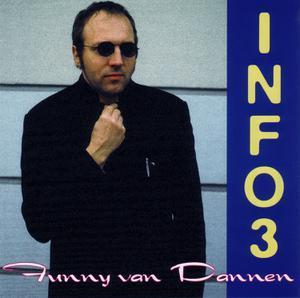 FUNNY VAN DANNEN, info 3 cover