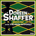 Cover DOREEN SHAFFER, groovin´ with moon invaders