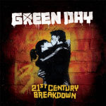 Cover GREEN DAY, 21st century breakdown