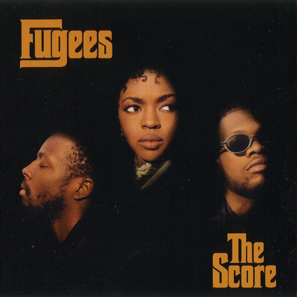 FUGEES, the score cover