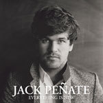 Cover JACK PENATE, everything is new
