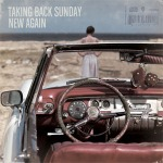 Cover TAKING BACK SUNDAY, new again
