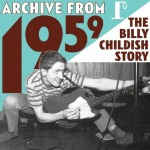 Cover BILLY CHILDISH, archive from 1959 - b.c. storry