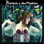 FLORENCE & THE MACHINE, lungs cover