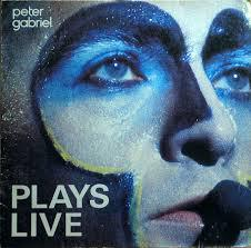 Cover PETER GABRIEL, plays live