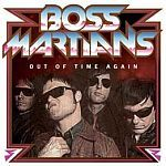 Cover BOSS MARTIANS, out of time again