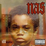 Cover NAS, illmatic