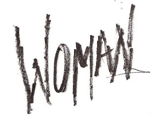 WOMAN, s/t cover