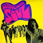 V/A, sensacional soul vol. 2 cover