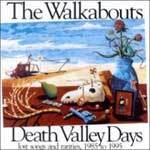 Cover WALKABOUTS, death valley ...