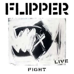 Cover FLIPPER, fight (live)