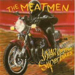 Cover MEATMEN, war of the superbikes