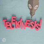 TELEKINESIS, s/t cover