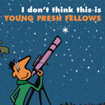Cover YOUNG FRESH FELLOWS, i don´t think it´s...