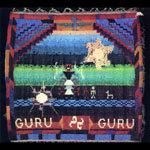 GURU GURU, s/t cover