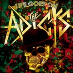 Cover ADICTS, life goes on