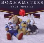Cover BOXHAMSTERS, brut imperial
