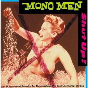 MONO MEN, shut up! cover