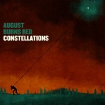 Cover AUGUST BURNS RED, constellations