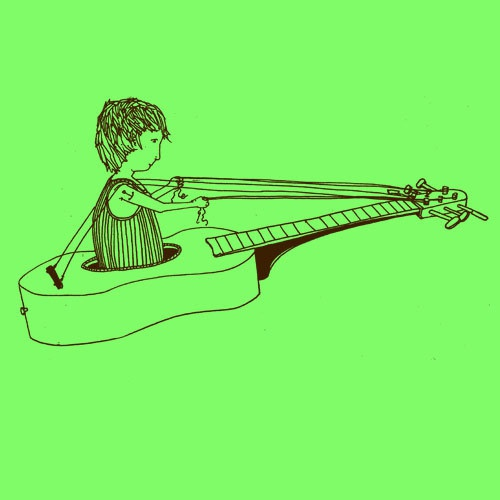 ZUM HEIMATHAFEN, cpt. emo (girl), light green cover