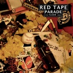 Cover RED TAPE PARADE, the floor