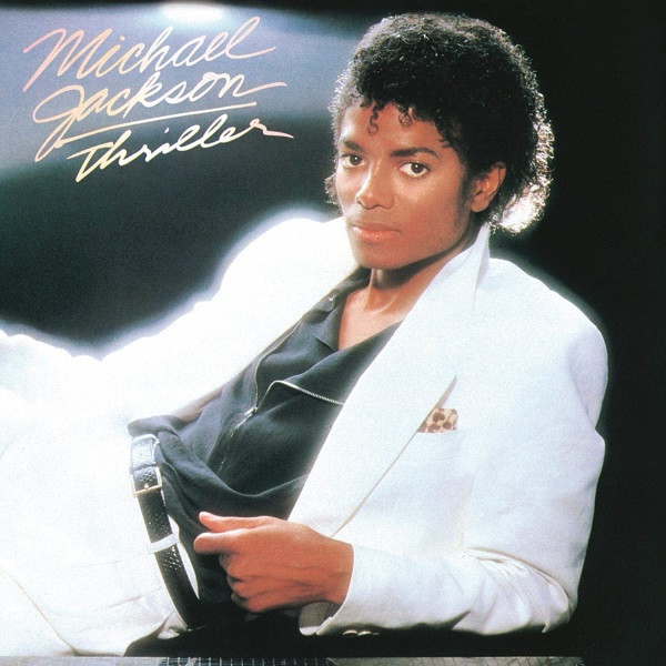 Cover MICHAEL JACKSON, thriller - 25th anniversary edition