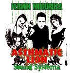 Cover FERMIN MUGURUZA, asthmatic lion sound systema