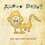 Cover ALICE DONUT, ten glorious animals