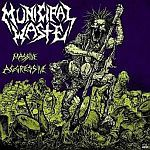 Cover MUNICIPAL WASTE, massive aggressive