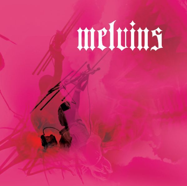 MELVINS, chicken switch cover