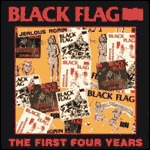 Cover BLACK FLAG, first four years