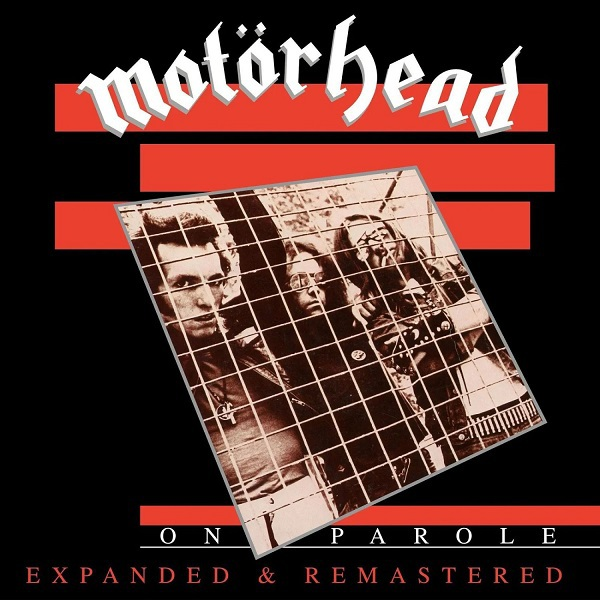 Cover MOTÖRHEAD, on parole
