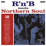 Cover V/A, r´n´b meets northern soul