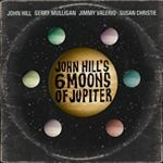 Cover JOHN HILL, six moons of jupiter