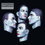 Cover KRAFTWERK, techno-pop (remaster)