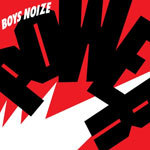 Cover BOYS NOIZE, power