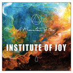 Cover A MOUNTAIN OF ONE, institute of joy