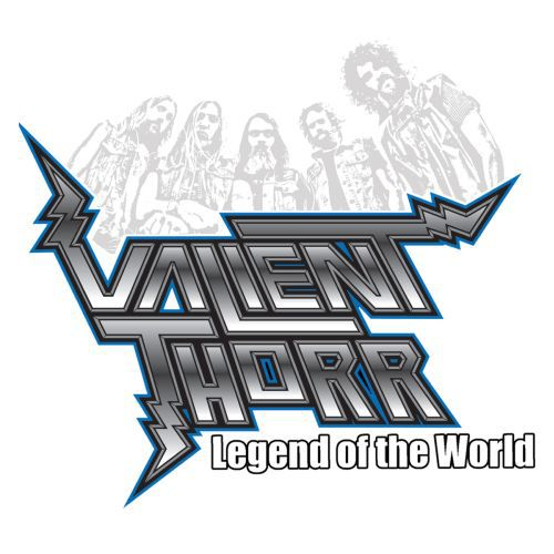 Cover VALIENT THORR, legend of the world