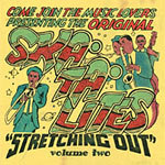 SKATALITES, stretching out vol. 2 cover