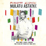 MULATU ASTATKE, new york - addis - london cover