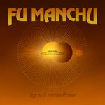 FU MANCHU, signs of infinite power cover