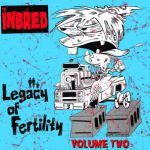 TH´ INBRED, legacy of fertility (vol. 2) cover