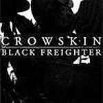 Cover BLACK FREIGHTER / CROWSKIN, split