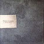 OLAFUR ARNALDS, found songs cover