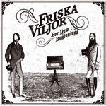 Cover FRISKA VILJOR, for new beginnings
