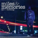 Cover ALL FOR NOTHING, miles & memories