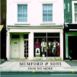 Cover MUMFORD & SONS, sigh no more