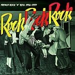Cover V/A, rock rock rock- french rock´n´roll ´56 - ´59