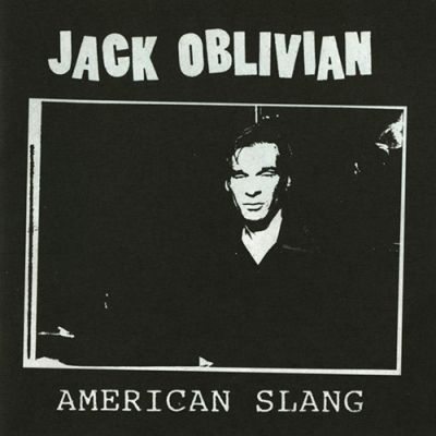 Cover JACK OBLIVIAN, so low / american slang