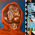 KARL BLAU, zebra cover